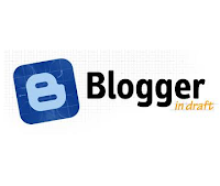 Edit html new blogger in draft dashboard