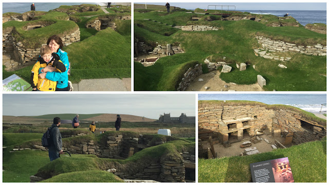 Skara Brae heritage Scotland ancient
