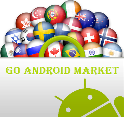 Request Go Android Market