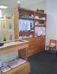 O espirito de uma loja pequena....