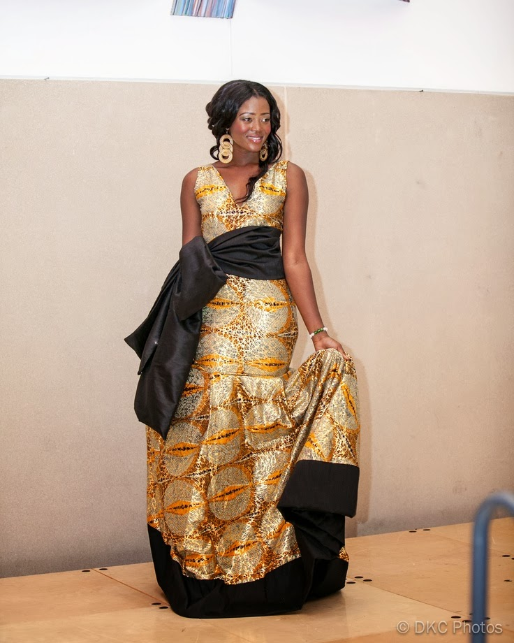 Subira wahure official african couture blog kitenge long for African dress styles for weddings
