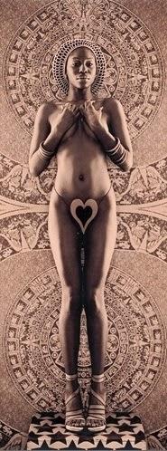 Barron Claiborne: Goddess.