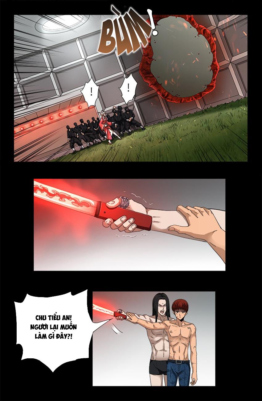 Huyết Ma Nhân Chap 352 - Trang 3