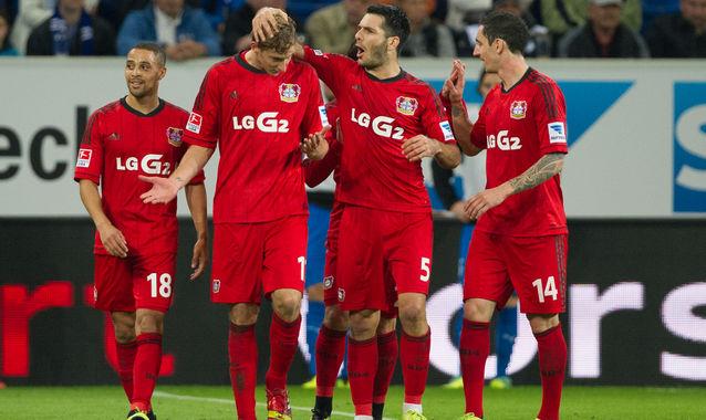Hasil Skor Akhir, Leverkusen Kalahkan Lazio 3-0
