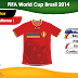 Bélgica - FIFA World Cup Brasil 2014