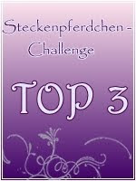 Top 3 bei Steckenpferdchens Challenge