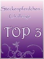 Top 3 bei Steckenpferdchens Challenge