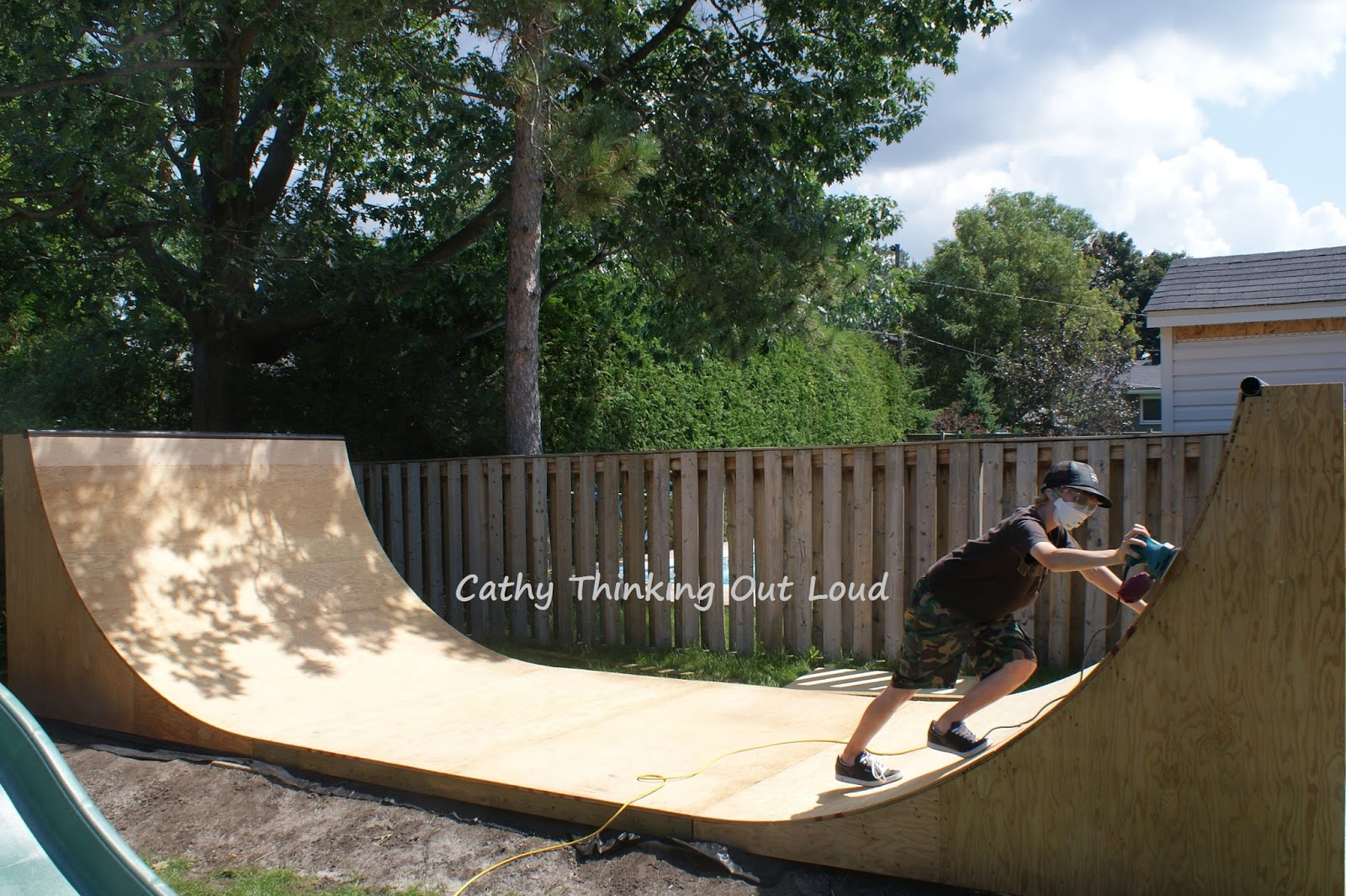 cathy thinking out loud things my kid learned at the skateboard