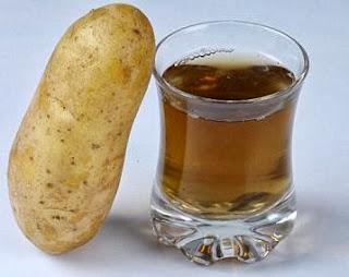 فوائد عصير البطاطس للجسم