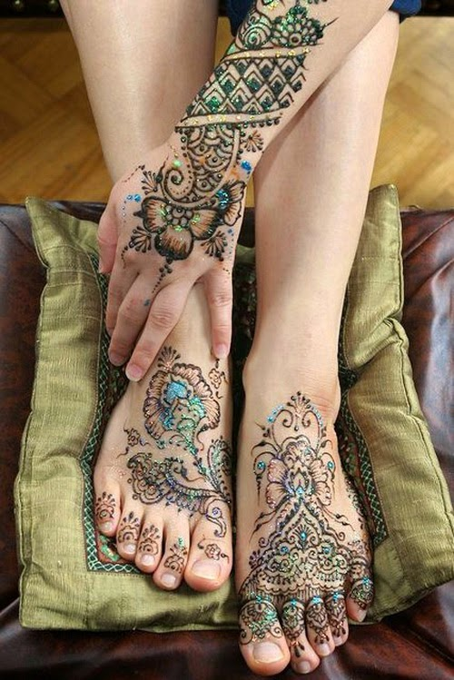 Cool Henna Tattoo Designs