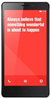 Harga HP Xiaomi Redmi Note 4G terbaru 2015