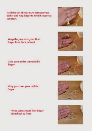 how to make a finger knit cord