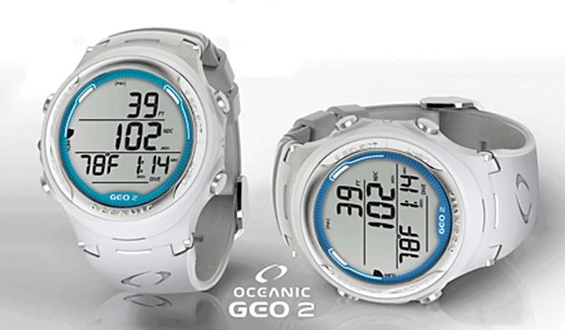 Oceanic Geo 2 Ordenador de Buceo