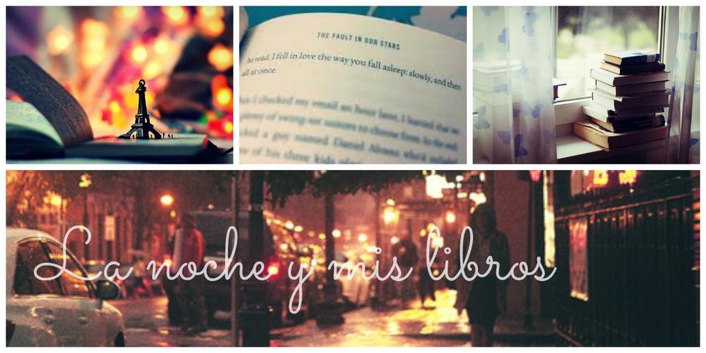 La noche y mis libros