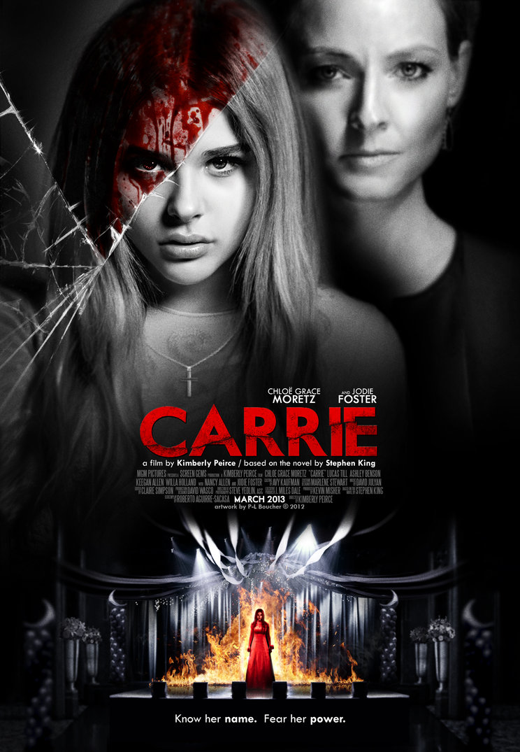 Movie Posters   Carrie  2013 Movie Posters 2013