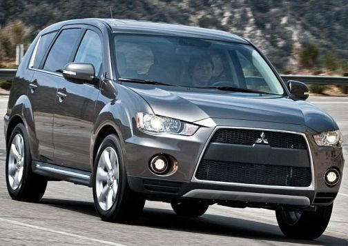Outlander The Mitsubishi  Car