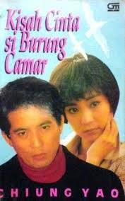Novel KisaH Cinta Si Burung Camar by Chiung Yao