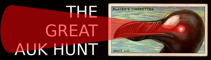The Great Auk Hunt