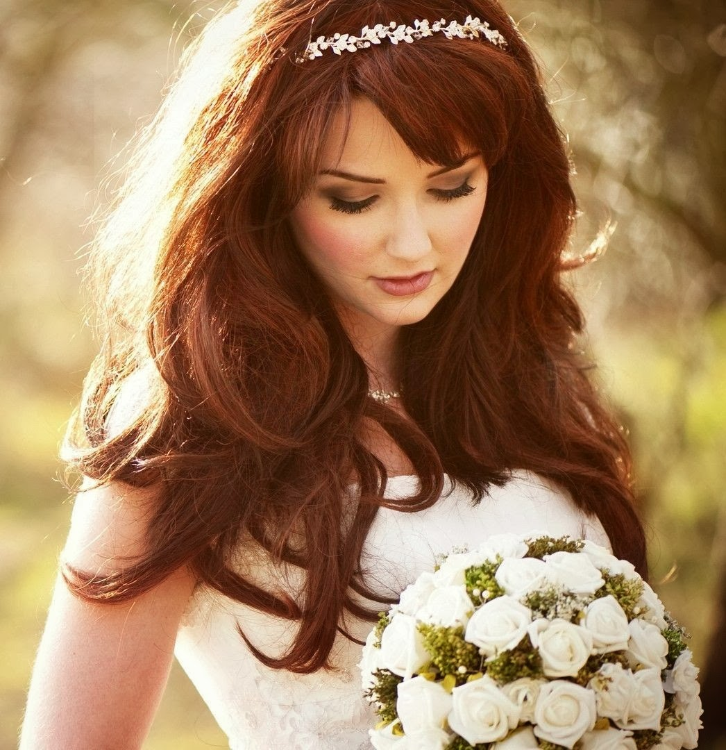 Wedding Hairstyles With Tiara 2014 Hairstyle Trends