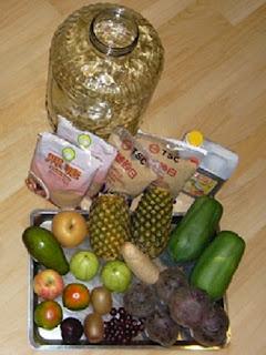林媽媽酵素製作---甜菜根等十二種天然新鮮蔬果 - 林 ...