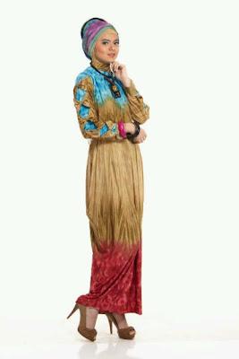 deign Model Baju Muslim Modern Terbaru 2013