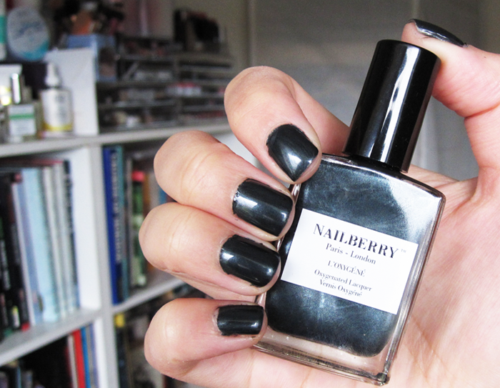 NOTD: Nailberry - 50 Shades