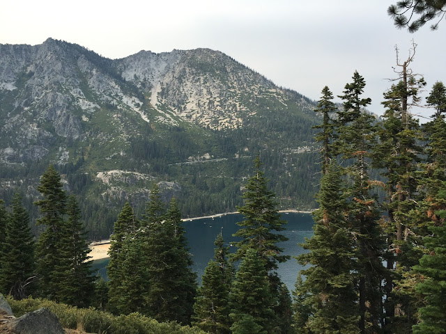 Traveling Vegan: Lake Tahoe, CA