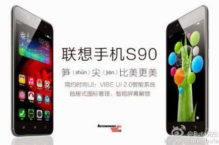 Lenovor rilis Sisley S90, ponsel Android dengan desain body iPhone 6