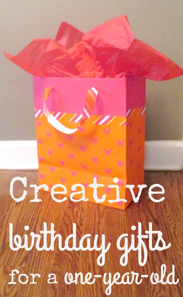 Creative Birthday Gift Ideas For A One Year Old Part 1 Of 3
