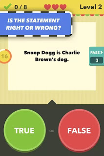 True or False – Test Your Wits