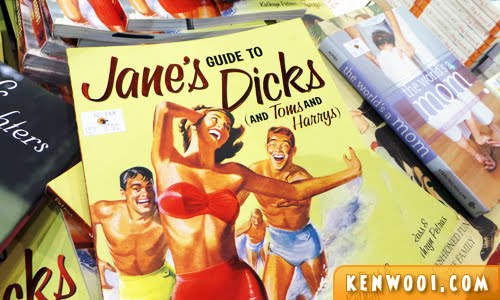 jane's guide to dicks