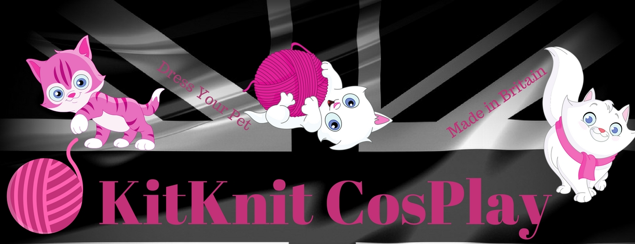 Kit Knit Cosplay