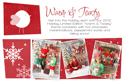 Triad Childrens Photographer - Holiday Minis at Fantasy Photography