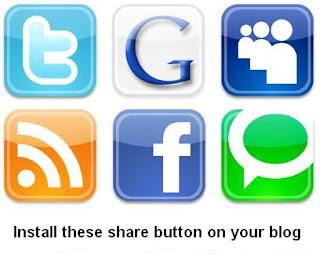 Cara Membuat Tombol Share Di Blogspot
