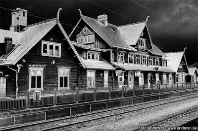 Bodens station