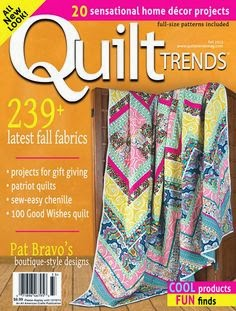 Quilt Trends Fall 2013