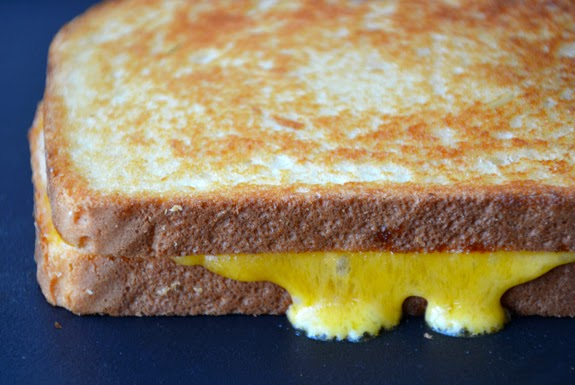 CUP OF JO: Grown-Up Grilled Cheese Sandwich