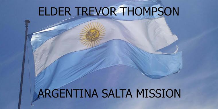 Elder Trevor Thompson