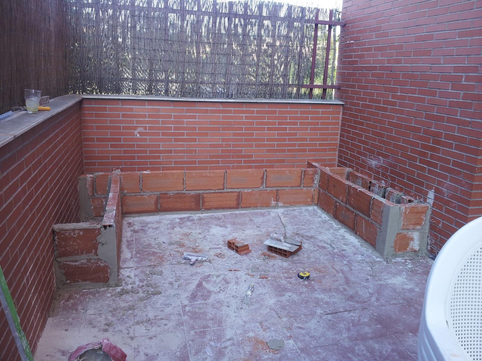 Jardineras Y Bancos De Obra Rehabilitaciones Alberto - Bancos-de-obra