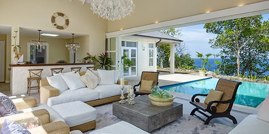 Magnificent new Bequia home for sale