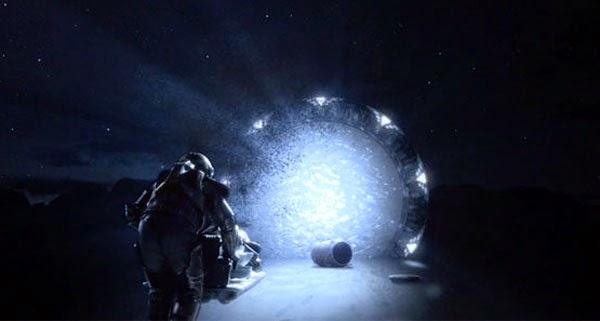 "Stargate Universe's season one episode ""Water"""