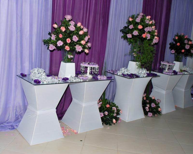 de festas infantis e festas em geral Brandaojed Casamento Lilás