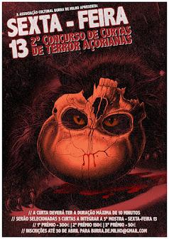 Sexta Feira 13 | 2º Concurso de Curtas de Terror Portuguesas