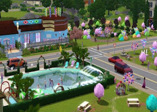 The Sims 3 Katy Perry Sweet Treats screenshot2