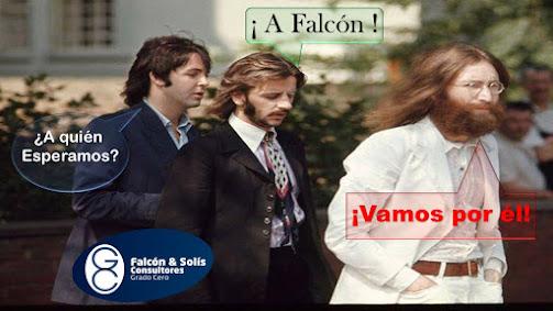 MEME FALCÓN