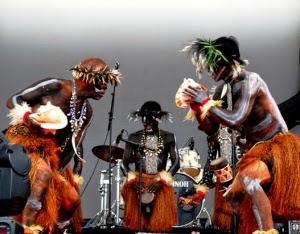 Tari Musyoh Tarian Tardisional Daerah Papua