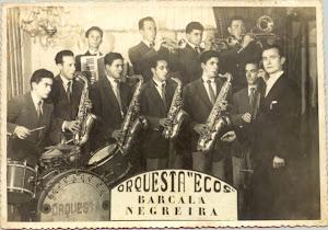 Orquesta Ecos de Barcala, Negreira