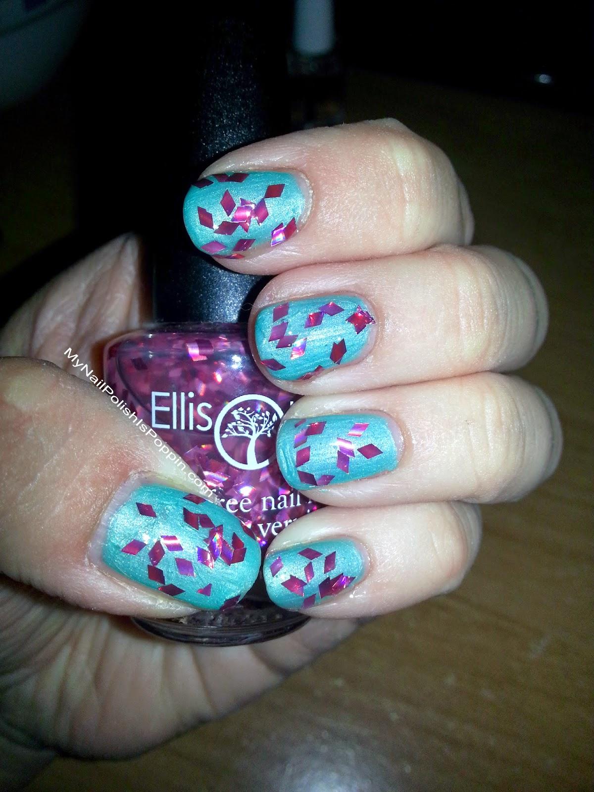 Ellison's Organics Harvey Girl & American Beauty Berry