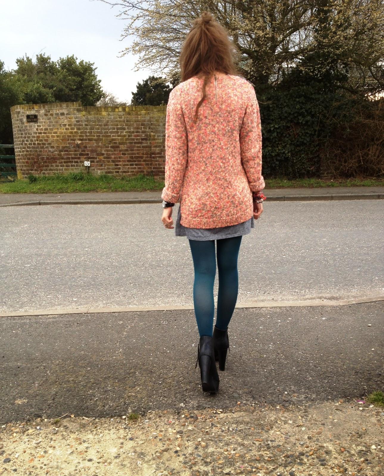 Image of fashion blogger style