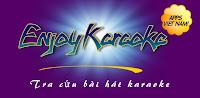 """Ứnng dụng """"Enjoy Karaoke"""" tra cứu bài hát karaoke dành cho Android"""
